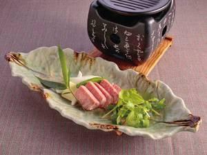 【信州牛陶板焼き/例】おすすめオプション