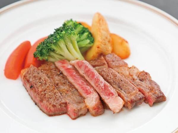 国産和牛ステーキ/一例