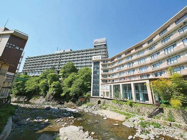 大 江戸 温泉 物語 ホテル ニュー 塩原