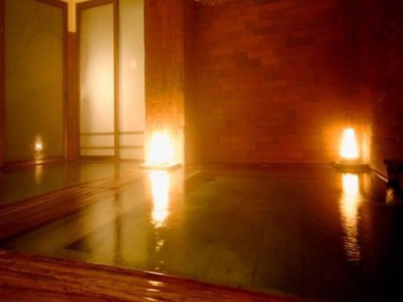 男性大浴場「笹の湯」