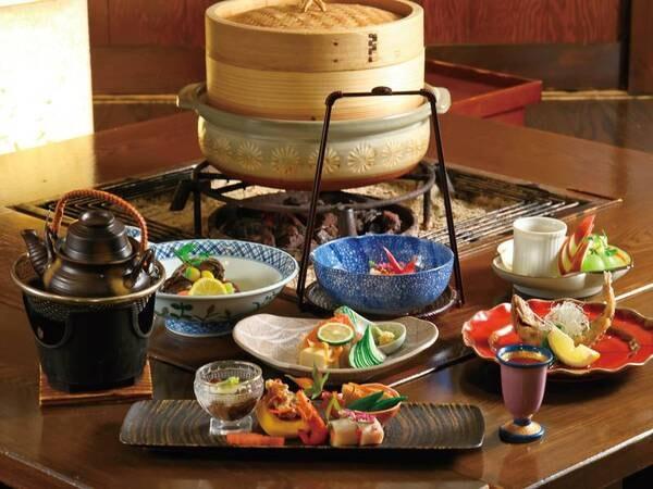 【ホテルやまぶき】料理長の創意工夫が溢れる本格懐石を愉しめる温泉旅館