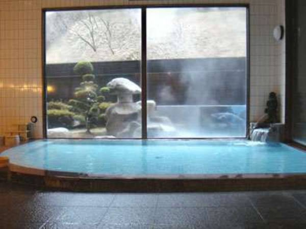 【湯元 久米川温泉】効能豊かなPh10以上のとろとろ湯を入浴・飲泉できる温泉自慢の宿