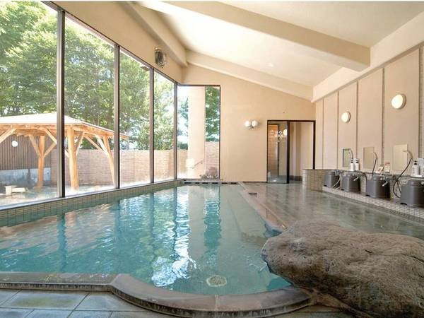 【ホテル五龍館】【日本有数の高アルカリ泉】なめらかな美人の湯を満喫