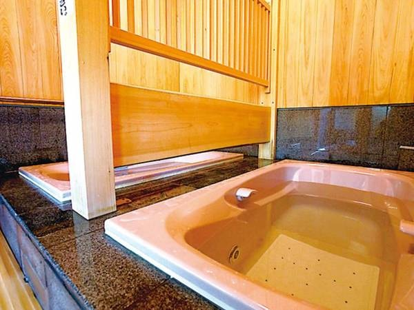 【重炭酸水素風呂】温浴効果で血行促進♪