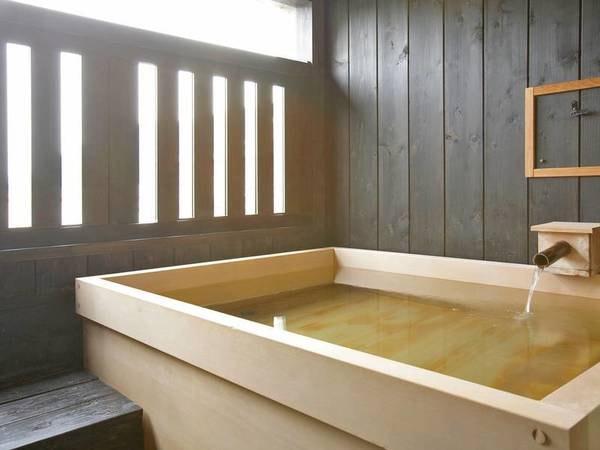 【貸切露天風呂】貸切湯屋は50分1800円