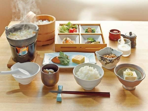 【朝食一例】雪国ガストロノミー フルコースプラン