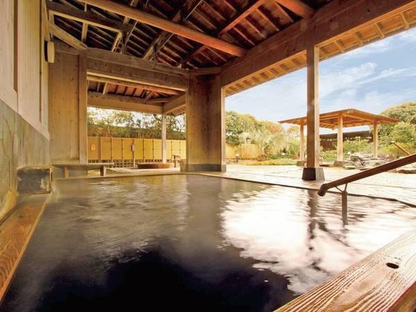 【スパ&リゾート九十九里 太陽の里】観て、食べて、開放感抜群の露天風呂で湯ったり温泉三昧。