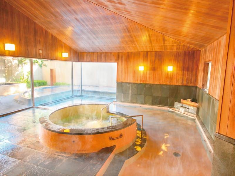 【里見の湯】お風呂は大浴場・露天・ジャグジー低温サウナと充実!