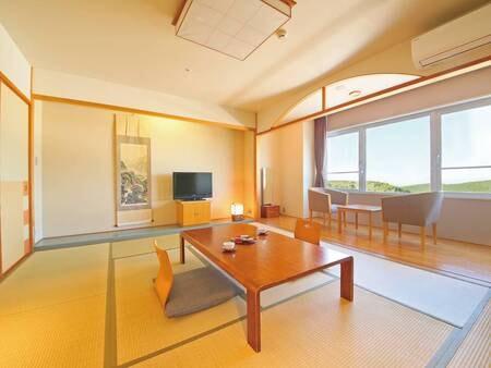 【和室10畳/例】ゆっくりくつろげる落ち着いたお部屋