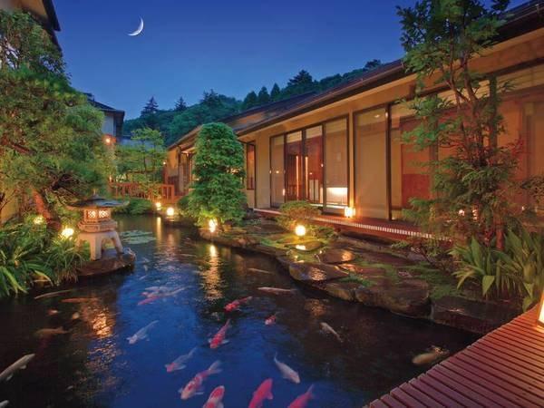 【旬彩の宿 緑水亭】緑に佇む純和風旅館で和のおもてなし。房総の旬を堪能する贅沢を。
