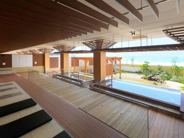 """【鴨川グランドホテル】碧海の別世界に海のような青き空―――「鴨川グランドホテル」 という """"真のリゾート"""" へ・・・"""