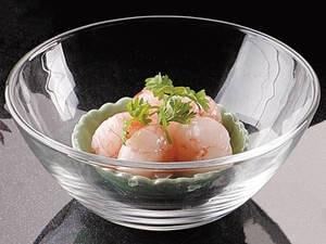 甘海老の小鉢