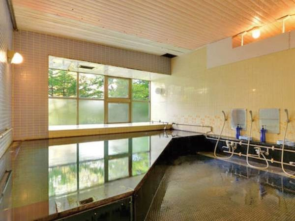 【ホテル摩周】24時間入浴できる大浴場で天然温泉を満喫! 蟹付き和食膳がおすすめ!