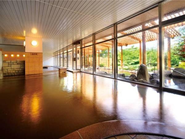 【十勝幕別温泉グランヴィリオホテル】「モール温泉」を10種類以上のお風呂で満喫! 十勝平野を一望できる丘の上のホテル