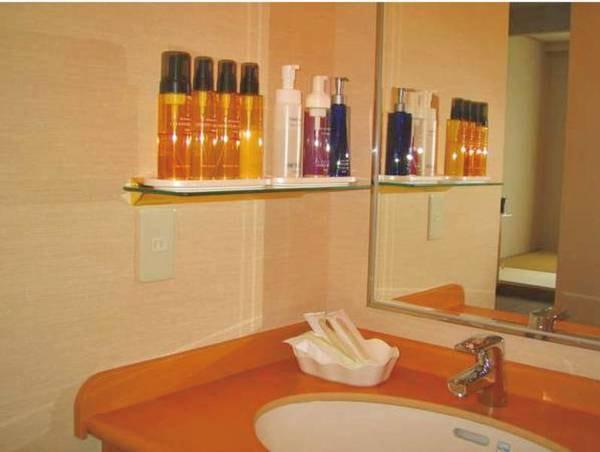【客室/例】お部屋にも大浴場並みのアメニティーをご用意