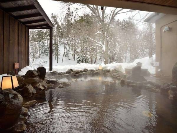 【カムイの湯 ラビスタ阿寒川】全客室に天然温泉ヒノキ風呂付き!神々の集う森・川辺との一体感を感じながら入浴を満喫
