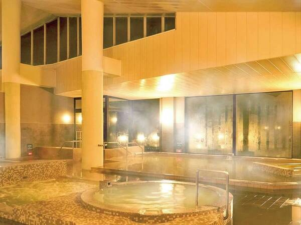 【芦別温泉スターライトホテル】地産地消をテーマにした夕食が自慢!! 大自然に囲まれなめらかな肌触りの「化粧の湯」を堪能