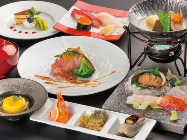 【オリジナルディナー/例】ホテル名物「しりべしコトリアード」をご堪能ください