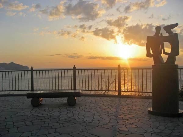 【周辺観光/例】西伊豆の景勝地「旅人岬」はすぐ目の前