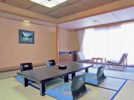 【客室/例】広縁付の8畳以上和室(禁煙)
