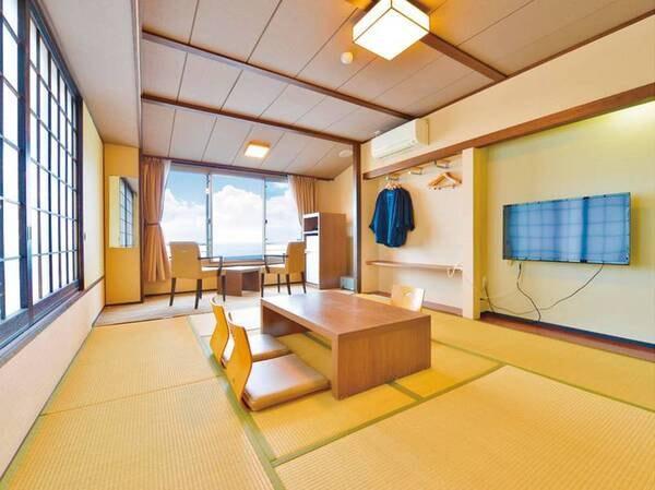 お部屋-【禁煙】和室10畳(バスなし)