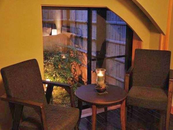 【坪庭/例】全室坪庭付の贅沢な造り
