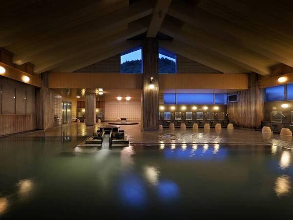 【鳴子温泉 源蔵の湯 鳴子観光ホテル】美肌の湯が自慢、旬のお料理が楽しめる居心地の良いアットホームな宿