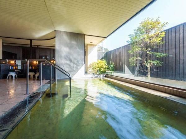 【松島温泉元湯 ホテル海風土】松島初の天然温泉!和の中にアジアンテイストな香り漂うリゾートホテル!