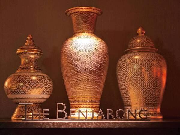 中2階レストラン『ザ・ベンジャロン』