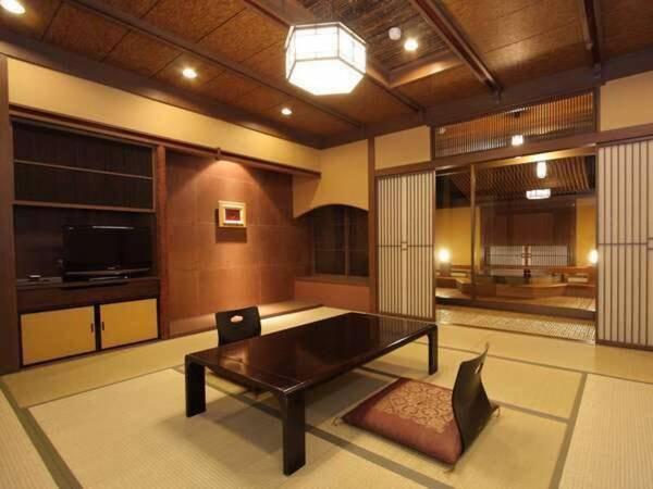 【露天風呂付和室】10畳/一例