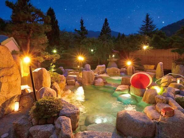 【大江戸温泉物語 ホテル木曽路】2018年8月オープンの温泉+グルメ+大自然たっぷりのリゾートホテル