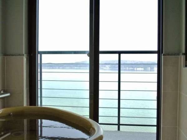 【客室からの眺め一例】◆最上階特別室◆海をご覧いただける客室