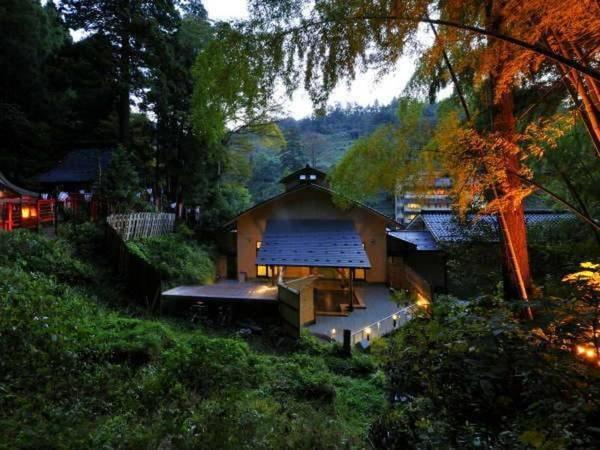 【金沢湯涌温泉 山音(やまね)】湯涌温泉の高台にある全10室の小さなお宿。料理長が厳選した旬食材を使ったお料理をご提供!