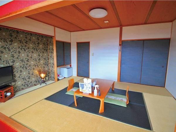 【客室/例】全室大パノラマの箱根連山ビュー!