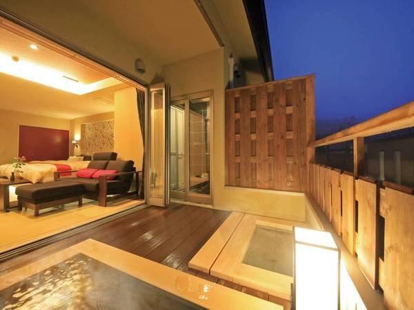 【天翠茶寮】日本の美、明星ヶ岳の眺望、本格和食懐石を愉しむ旅館