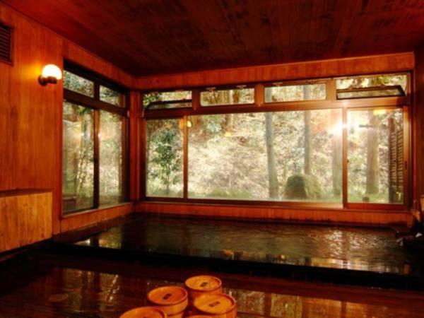 【七沢温泉 元湯玉川館】大きな自然と貴重な静寂で、田舎をお楽しみ下さい。