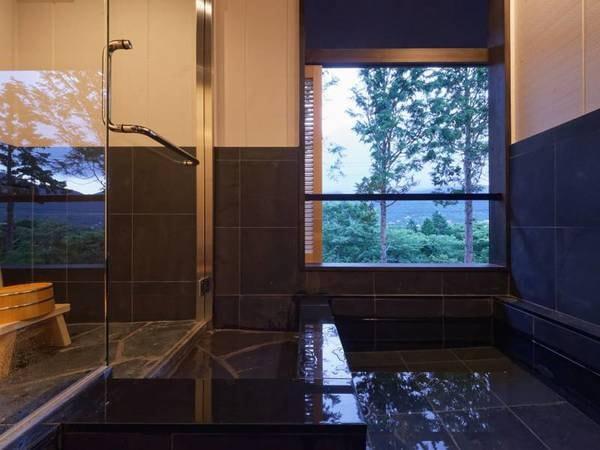 【本館】露天風呂付ツイン和室/一例