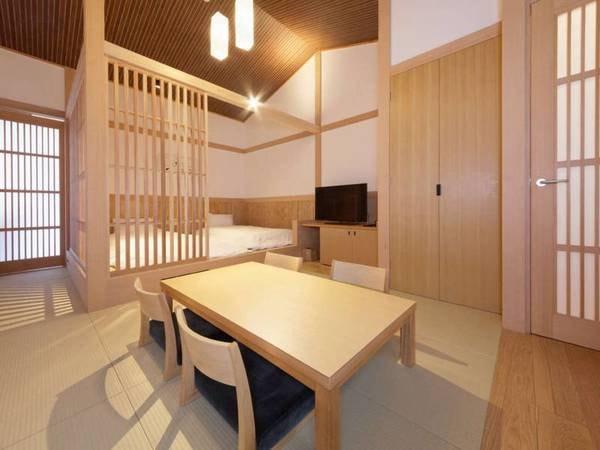 【本館】露天風呂付和室/一例
