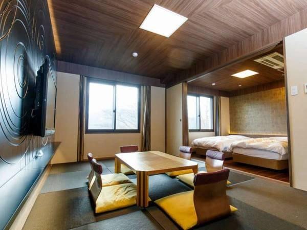 和洋室36平米トイレ付【全室禁煙】/一例