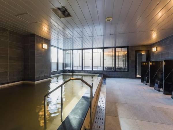 小樽運河の湯 展望大浴場