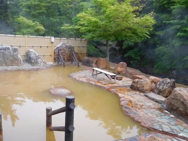 【八雲温泉 おぼこ荘】雄鉾岳の麓にある自然豊かな温泉地!