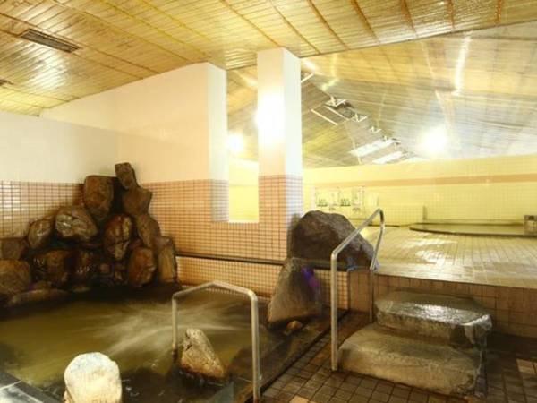 【虎杖浜温泉ホテル】源泉かけ流し100% 美人湯とも言われる虎杖浜温泉のお湯でお寛ぎください