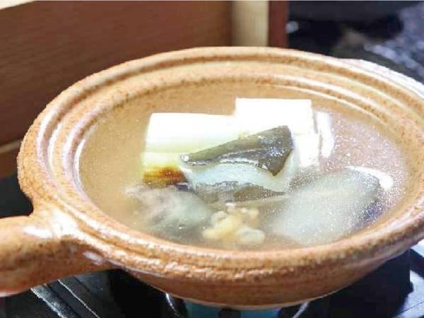 湯けむり美人鍋/一例