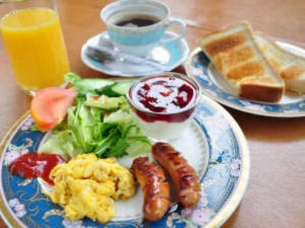 朝食モーニング/一例
