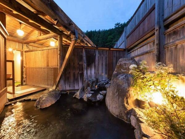 【旅館 岐山】4つの貸切露天風呂と極上A5飛騨牛で奥飛騨を心ゆくまでお楽しみください。