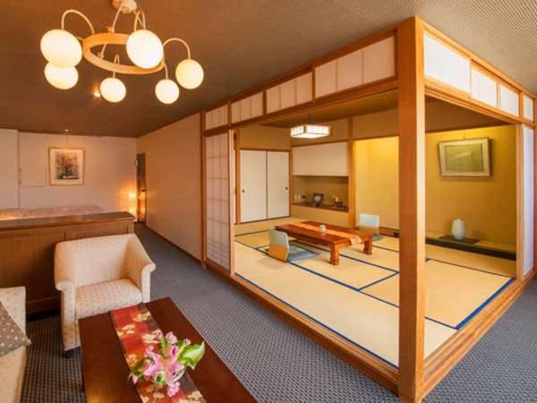 【陶川閣◆和洋室】~角部屋~/一例
