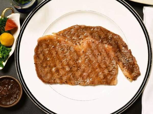 最高ランクA5山形牛ステーキ付プラン/一例