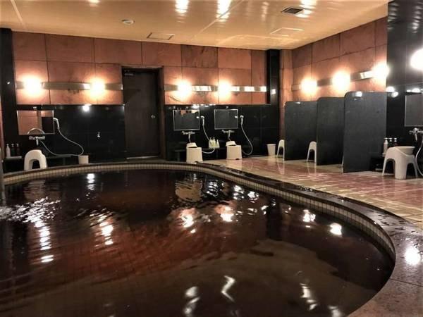【帯広天然温泉 ふく井ホテル】帯広駅前「徒歩2分」 源泉かけ流しのモール温泉でおもてなし。