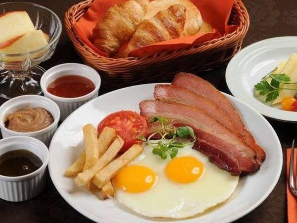 4種から選べる定食「洋食」/例