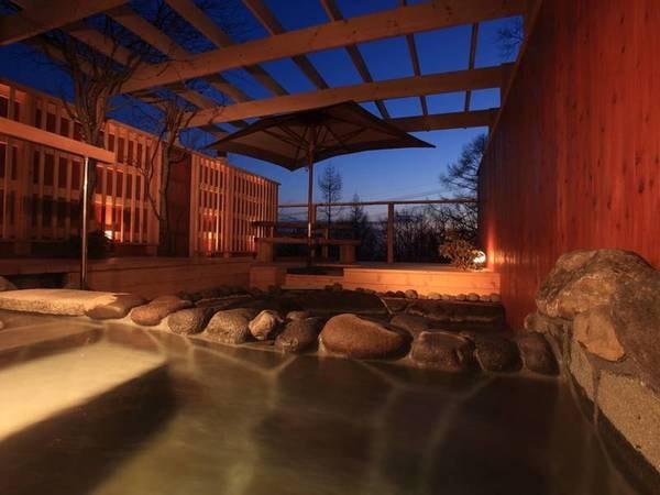 【露天風呂のオーベルジュ つつじとかえで】上質な掛け流し天然温泉と料理が魅力の大人の隠れ家